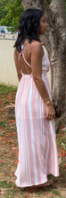 Load image into Gallery viewer, Pink Stripes Dress