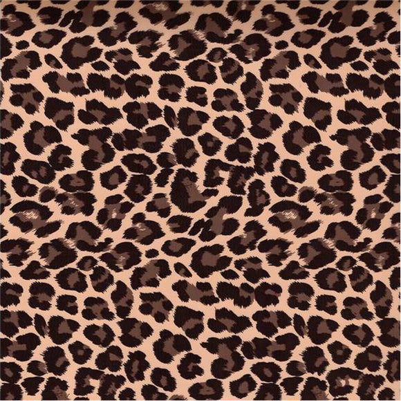 Fashion Foil Leopard Gold HTV - SHVinyl