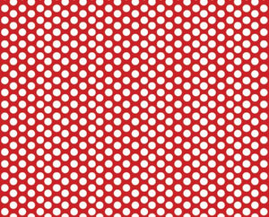 Perforated HTV Red - SHVinyl