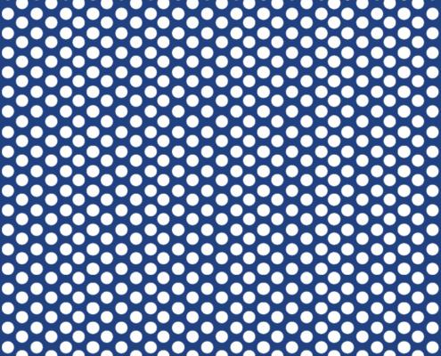 Perforated HTV Royal Blue - SHVinyl