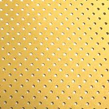 Perforated HTV Gold - SHVinyl