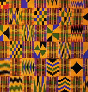 African Pattern HTV