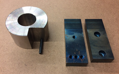 "API 3.50"" Diameter Die Post Kit"