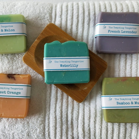Classic soap - 4 for $15 (discount applied at checkout)