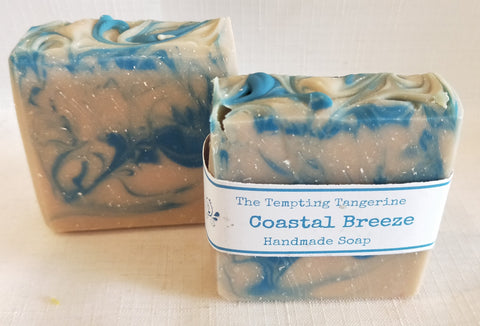 Coastal Breeze soap