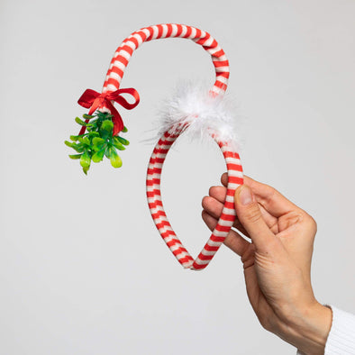 Misteltoe Headband Accessories SillySanta