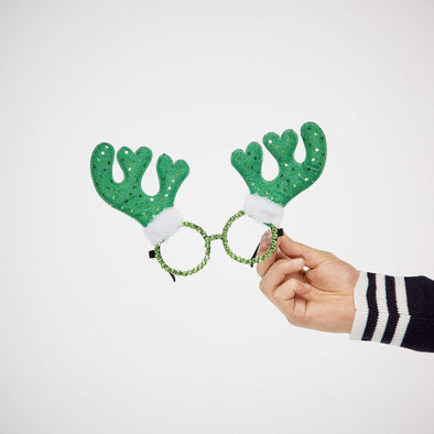 Reindeer Glasses Accessories SillySanta