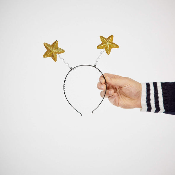 Star Headband Accessories SillySanta