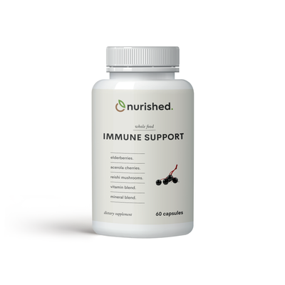 Immune Support - Nurished