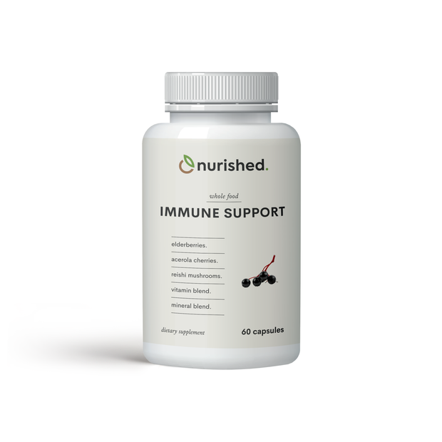 Immune Support - Nurished Whole Food Health for Adults & Kids