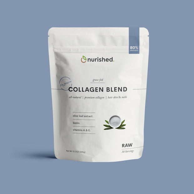 Collagen Blend - Nurished Whole Food Health for Adults & Kids