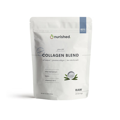 Collagen Blend - Nurished