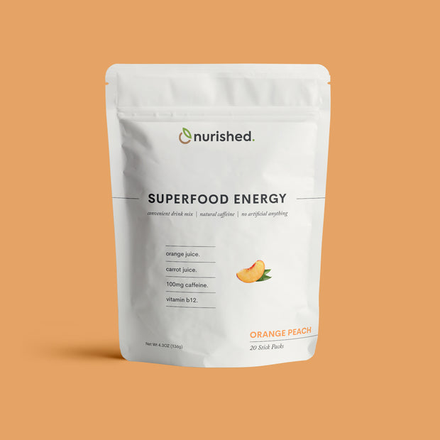 Superfood Energy - Nurished Whole Food Health for Adults & Kids