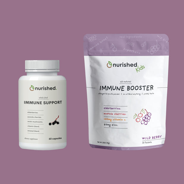 Immune Bundle - Nurished