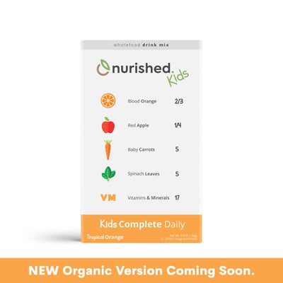 Kids Complete Daily - Nurished Whole Food Health for Adults & Kids