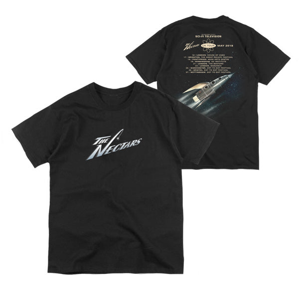 UK MAY 2018 TOUR BLACK T-SHIRT