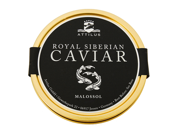 CAVIAR SIBÉRIEN ROYAL