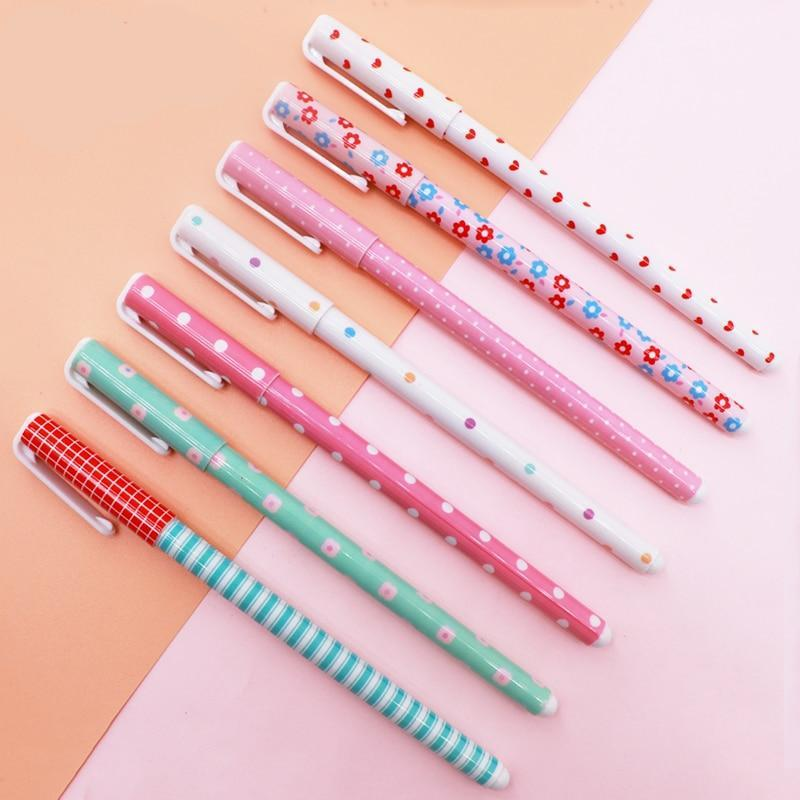 10 Piece Cute Color Gel Pen Set