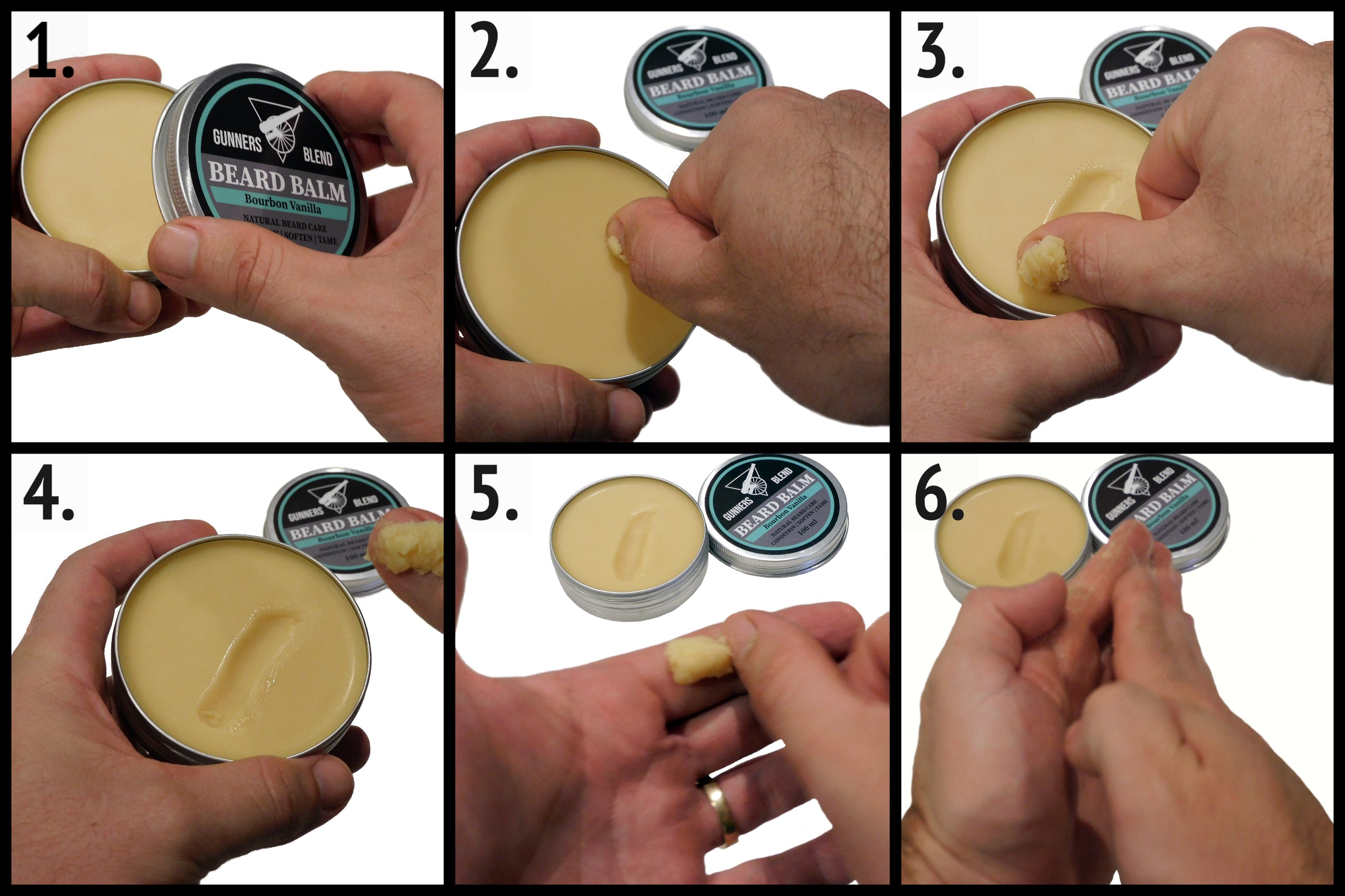 Balm Removal Tips