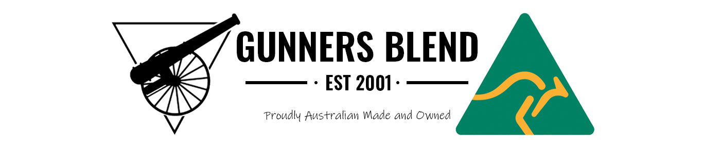 Gunners Blend Proudly Australian Made, GB Rewards
