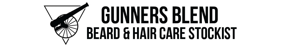Stockist of Gunners Blend Beard and Hair Products