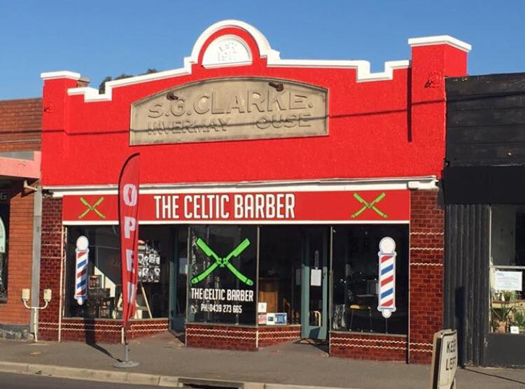 Gunners Blend Stockist - The Celtic Barber