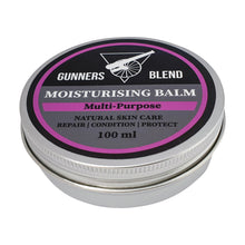 Load image into Gallery viewer, 100ml Multi Purpose Moisturising Balm - Gunners Blend