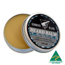Load image into Gallery viewer, 5 o'clock Shadow Beard Balm, Opened, Beard Balm Australian Made