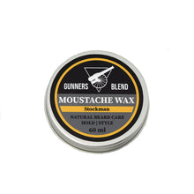 Load image into Gallery viewer, Stockaman 60ml Moustache Wax - Gunners Blend