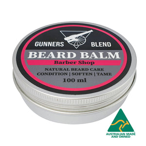 Barber Shop Beard Balm 100ml Australian Made