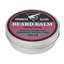 Load image into Gallery viewer, Barbershop 100ml Beard Balm - Gunners Blend - Made in Australia