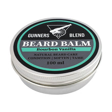 Load image into Gallery viewer, Bourbon Vanilla 100ml Beard Balm - Gunners Blend - Made in Australia