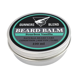 Bourbon Vanilla 100ml Beard Balm - Gunners Blend - Made in Australia