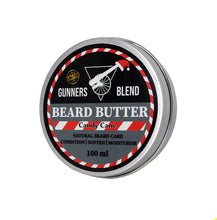 Load image into Gallery viewer, Candy Cane Beard Butter - Gunners Blend