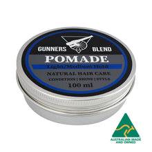 Load image into Gallery viewer, Light_Medium Hold Hair Pomade 100ml Australian Made