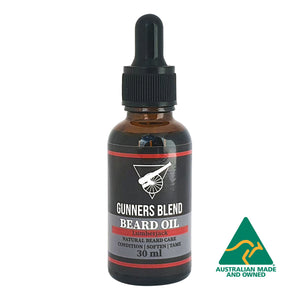 Lumberjack Beard Oil 30ml - Gunners Blend