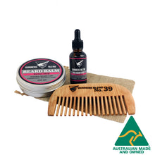Load image into Gallery viewer, Barber Shop Ultimate Beard Care Kit, Australian Made, Best in Beard Care
