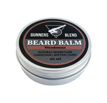 Load image into Gallery viewer, Woodsman 60ml Beard Balm - Gunners Blend - Made in Australia