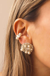 Aretes Crisalide/ Earrings - ZAWADZKY