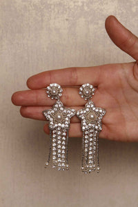 Aretes Estrellas/ Earrings - ZAWADZKY