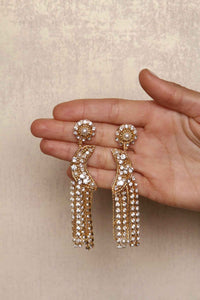Aretes Menguante / Earrings - ZAWADZKY