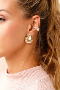 Aretes Milagros / Earrings - ZAWADZKY