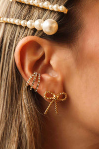 Aretes Node/ Earrings - ZAWADZKY