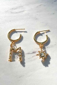 Aretes Lucky / Earrings
