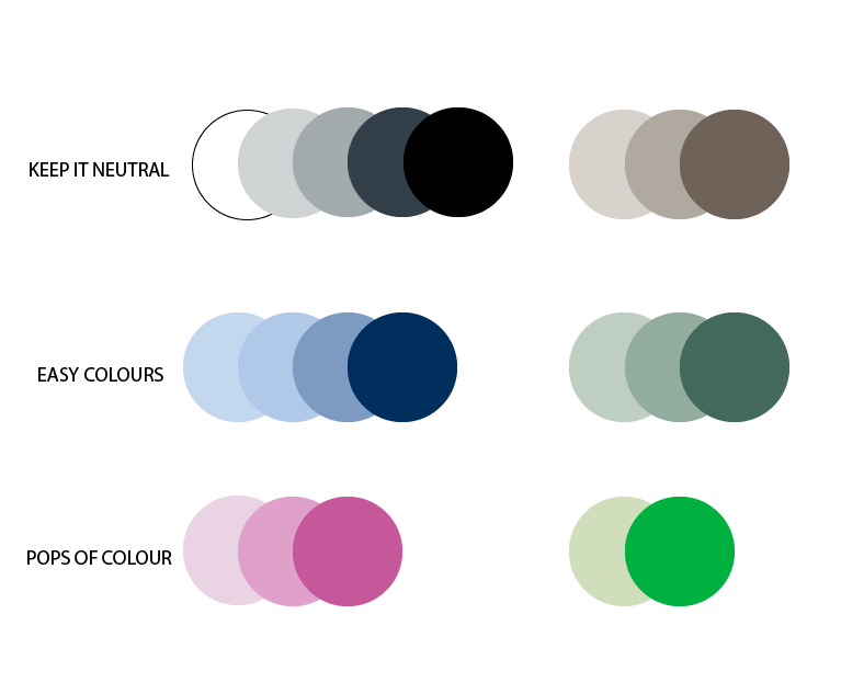 How to Create a Colour Scheme