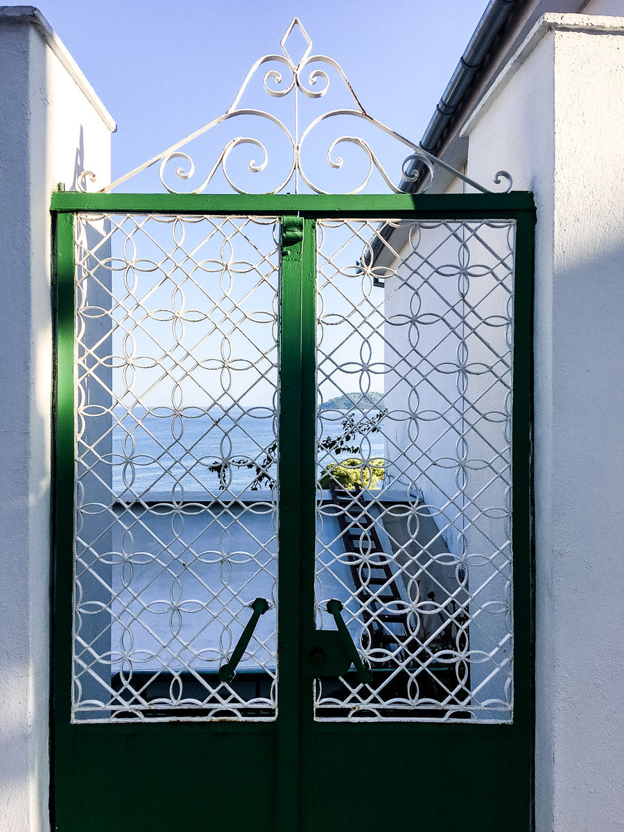 Greek Gate Skiathos