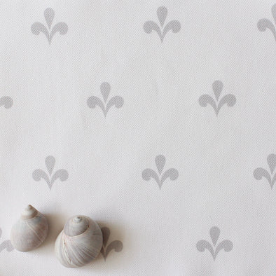 Amalfi Swish Fabric - Dove