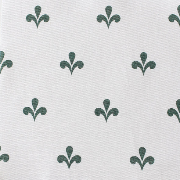 Amalfi Swish Fabric - Leaf
