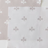 Amalfi Swish Fabric - Linen