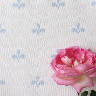 Amalfi Swish Fabric - Serenity
